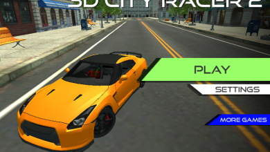 Photo of 3D City Racer 2