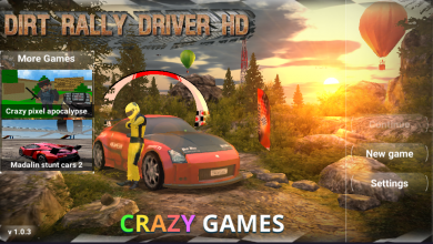Photo of Dirt Rally Driver HD