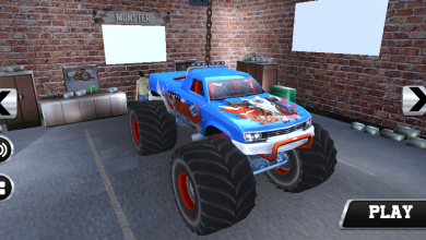 Photo of Xtreme Monster Truck