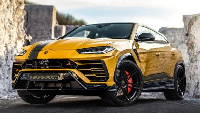 Photo of Lamborghini Urus od Manhart Performance