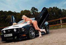 Photo of Holky a auta na pondělí #10