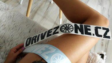 Photo of Nálepky DriveZone nyní v prodeji!