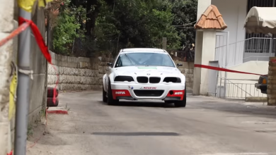 Photo of BMW E46 330ci a šílená jízda do vrchu