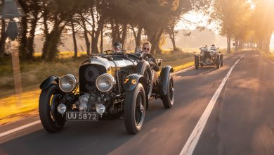 Photo of Bentley vyrobí 12 replik vozů Team Blower z roku 1929