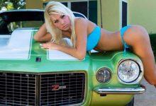 Photo of Holky a auta na pondělí #17