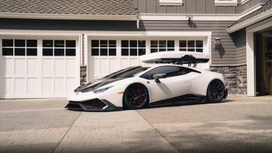 Photo of Mansory Huracán na vzduchu?!