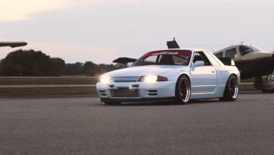 Photo of Pandem Skyline R32 GT-R