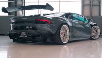 Photo of Lamborghini Huracán Super Trofeo (4K)