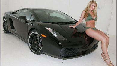 Photo of Holky a auta na pondělí #24