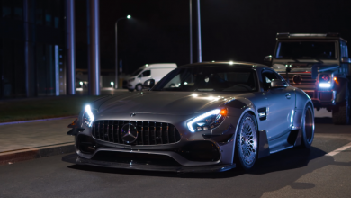Photo of Carbonerre Project: Mercedes-Benz AMG GT S & G500
