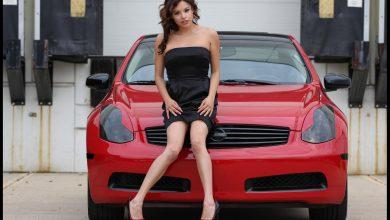 Photo of Holky a auta na pondělí #23