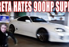 Photo of Greta vs. 900hp Supra #Gretanator