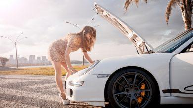 Photo of Holky a auta na pondělí #27