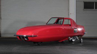 Photo of Gyro-X – nevšední dvoukolové vozidlo