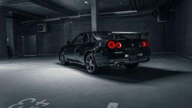 Photo of Levostranný Nissan Skyline R34 GT-R od Kageki Racing je na prodej!
