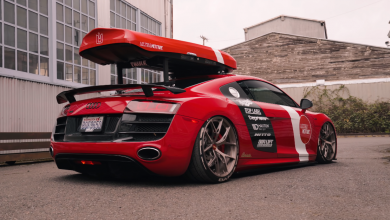 Photo of Audi R8 AirLift – The Cure