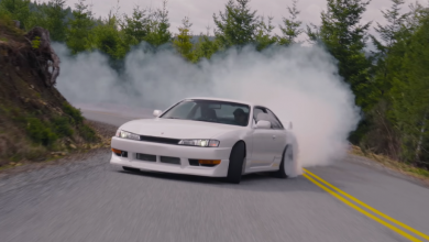 Photo of Nissan Silvia S14 2JZ Drifting