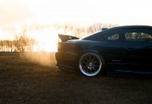 Photo of Midnight Purple Nissan Silvia S15