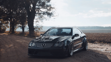 Photo of Mercedes CLK W209 2.3 TURBO
