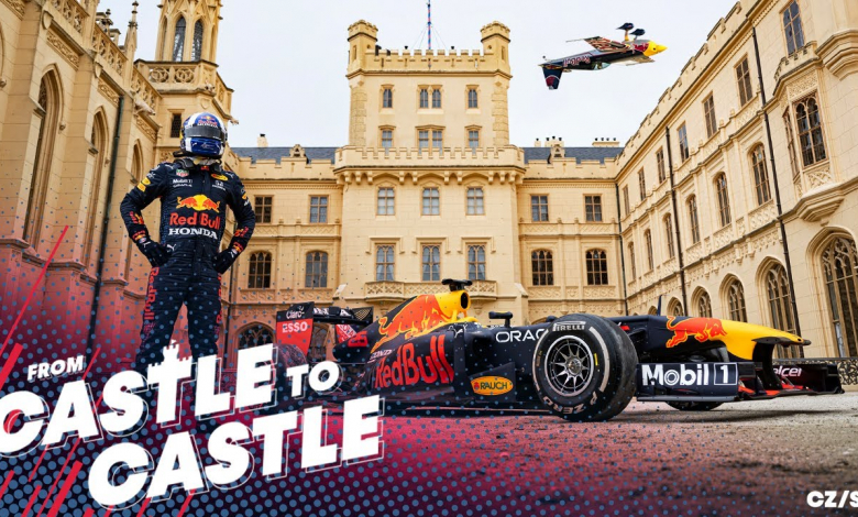 From Castle to Castle Red Bull Racing