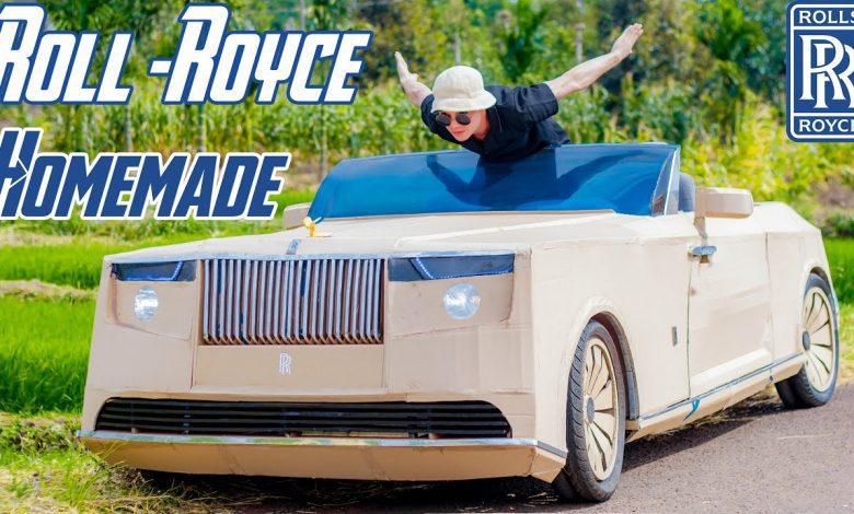Rolls-Royce Need for Speed Karton edition